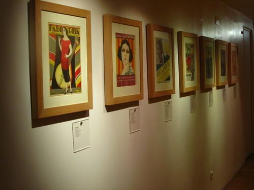 Corredor no Museu do Fado