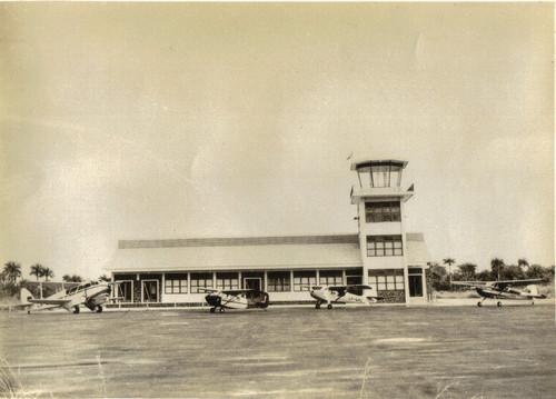 Aeroporto de Bissau, Guiné Portuguesa, 196...