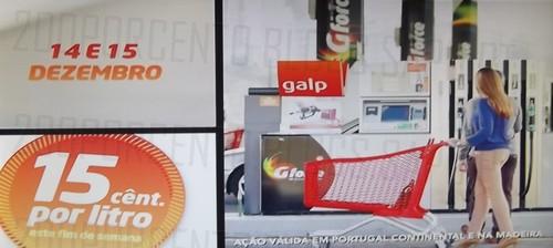 0,15€ / Lt de desconto | CONTINENTE | Combustíveis