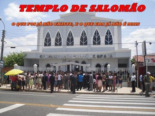 CCB/TEMPLO DE SALOMÃO