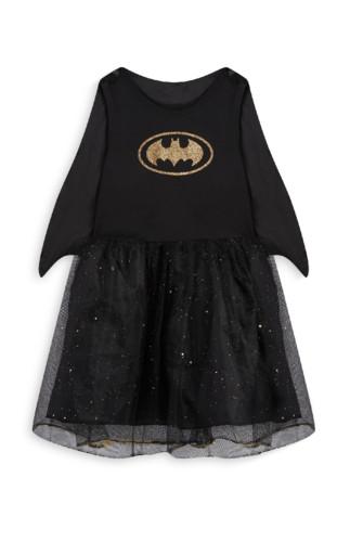 kimball-64078401-batgirl dress cape, grade missing