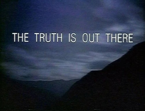 2018-01-10 X Files the truth is out there.jpg