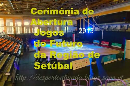 JOGOS DO FUTURO 2013