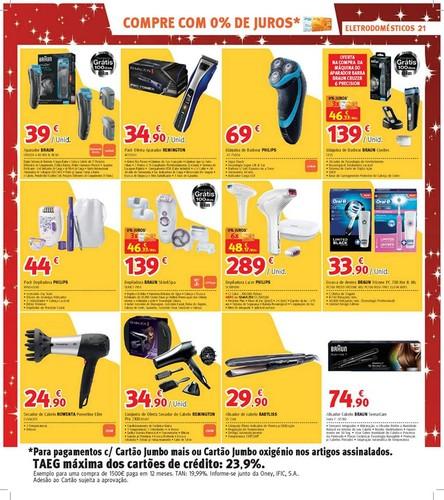 Antevisão Folheto / Catalogo Natal | BOX / JUMBO | , de 22 novembro a 27 dezembro