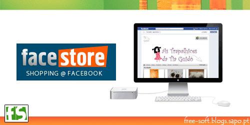 Como ter uma loja no Facebbok grátis gratuitamente