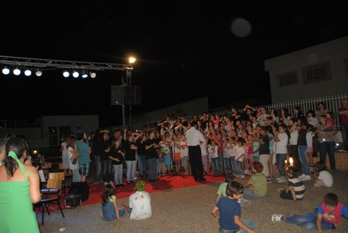 Festa da criança em Ourém