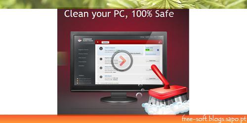 Comodo System Clean - Melhorar desempenho do windows, limpar registo, Tune-up