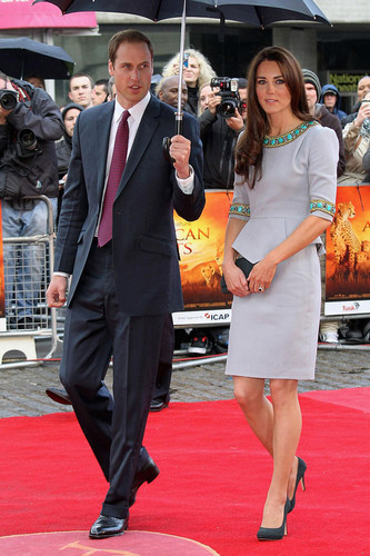 Kate Middleton & Principe William