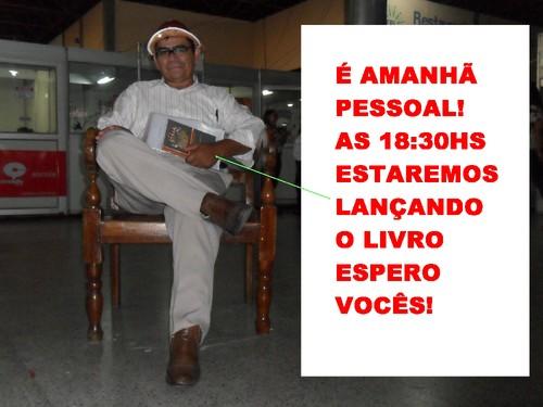 DGAUDIO  AUTOGRAFA SEU LIVRO CATANÃ