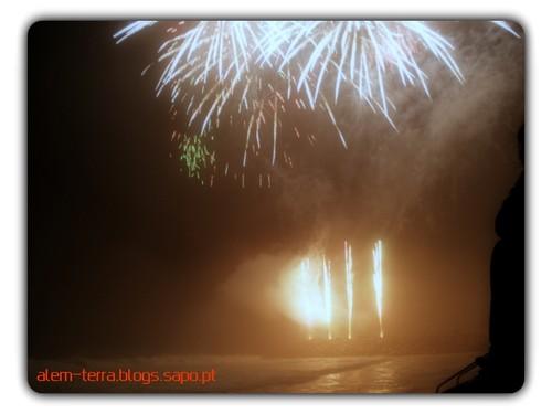 Fogo de artificio - Festas do Mar - Furadouro (2011)