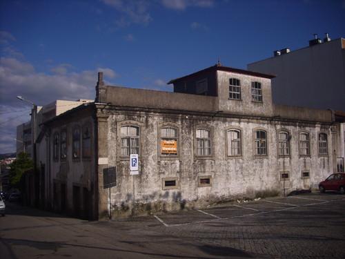 Casa onde viveu o conselheiro José Guilherme Pacheco