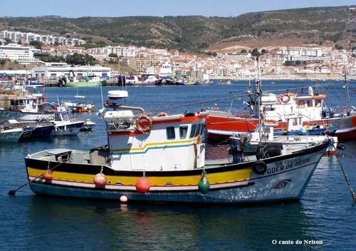 esimbra barcos de pesca artezanal