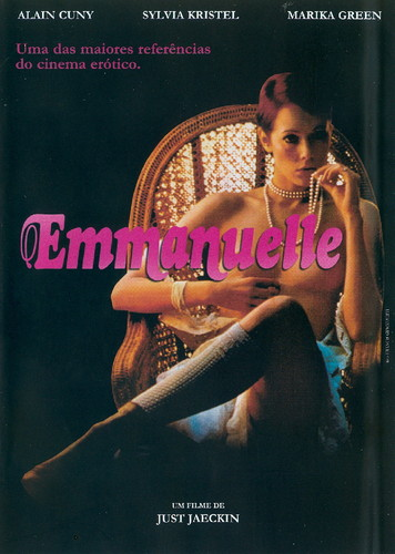 Sylvia Kristel em Emmanuelle
