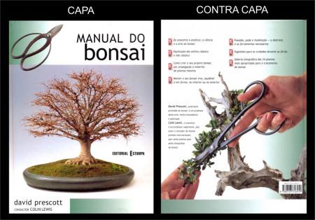 Livro completo sobre bonsai