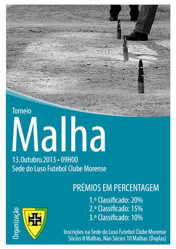 TORNEIO DE MALHA LFCM 2013