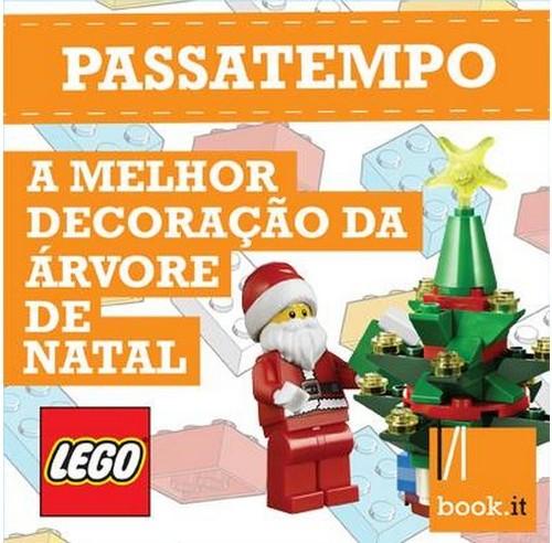 Passatempo | BOOK.IT / LEGO | até 20 dezembro