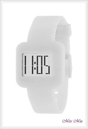 relógio marea branco