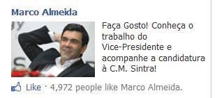 Marco Almeida Sintra