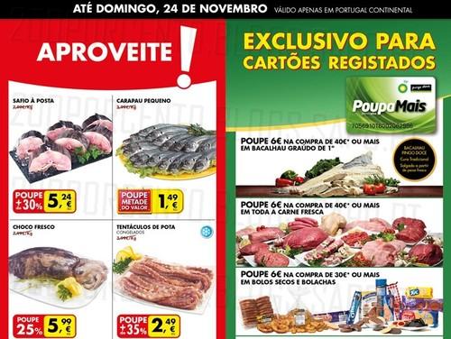 Extra Folheto | PINGO DOCE | Até 24 Novembro