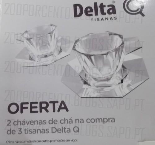 Oferta | DELTAQ / CONTINENTE | tisanas