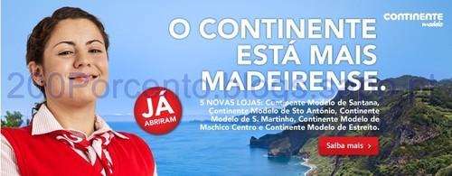 Novas Lojas Continente na Madeira já Abriram