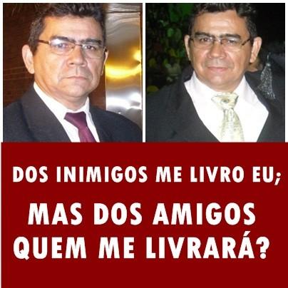 INIMIGOS/DGAUDIO/AMIGOS INFIEIS