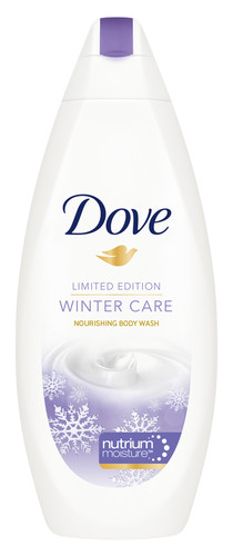 Dove Winter Care Gel de Banho