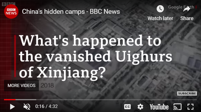 BBC Propaganda Against China: Concentration Camps For Uighurs