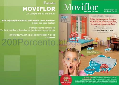 Folheto Moviflor de 21 Setembro a