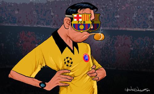 Barcelona na final