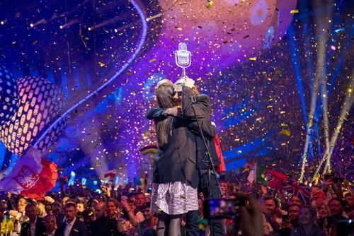 Créditos - Andres Putting - Eurovision