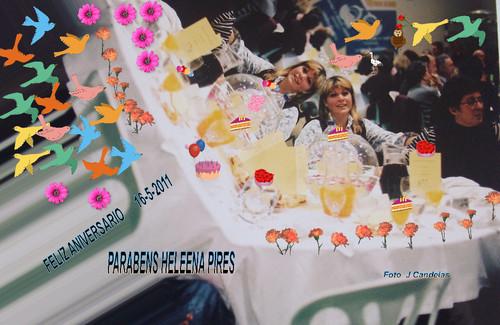 Jantar de aniversário do andebol