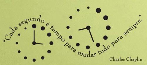 Cada segundo.. é a vida