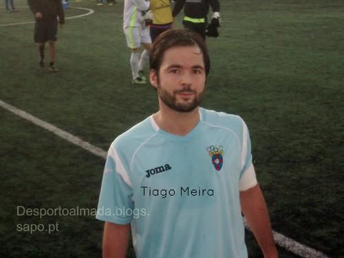 TIAGO, AUTOR DO GOLO DOS PIEDENSES