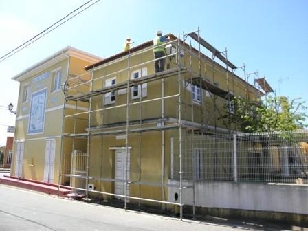 2013_Obras_ edificio_ Casa_ Povo_ Valongo_ Vouga.j