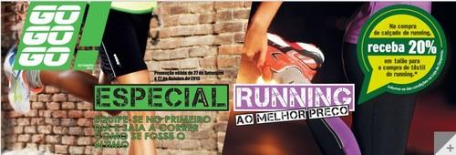 Folheto Especial Running El Corte Inglês