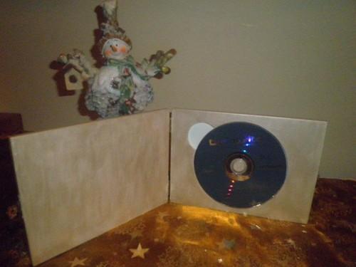 Caixa para CD/DVD
