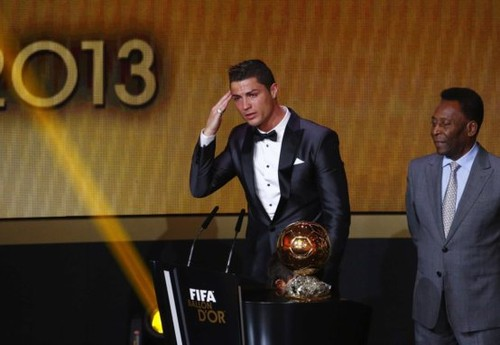 Cristiano Ronaldo, Bola de Ouro