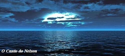 O céu e o mar