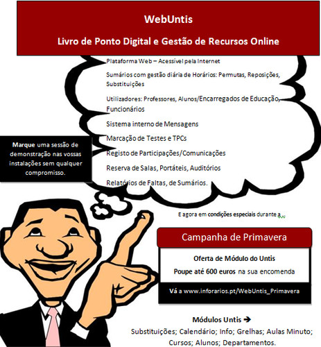 WebUntis Primavera
