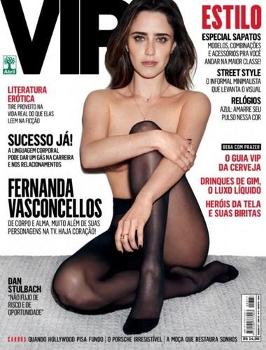 Fernanda Vasconcellos capa