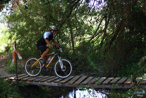 BTT XCM 2012 Montemor (254) Ponte de madeira