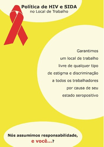 HIV no trabalho