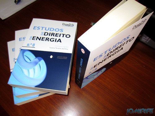 Livro Estudos de Direito da Energia