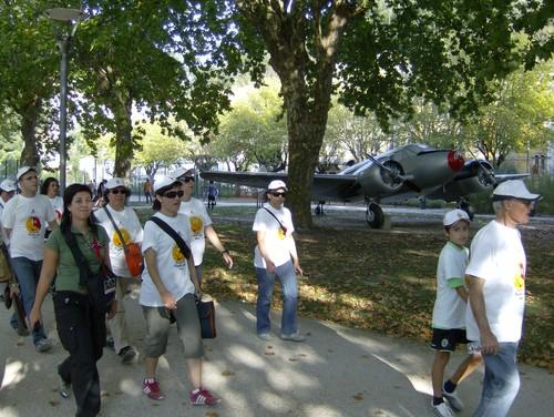 caminhada Leiria2009