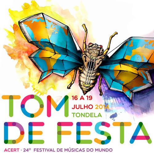 TOM DE FESTA 2014 · Aí está o Festival de Músicas do Mundo…