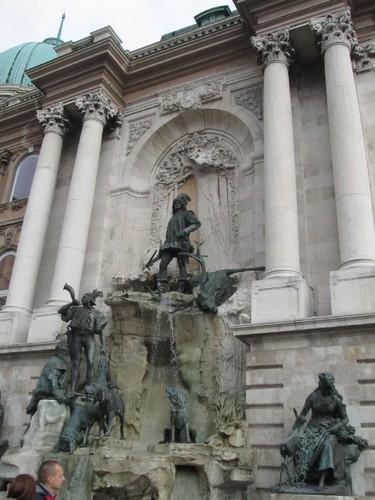 Budapeste - Fonte Matias