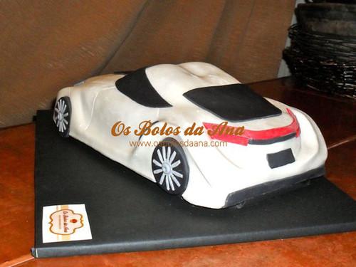 Bolo Decorado Toyota FT-HS
