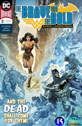 The Brave and the Bold - Batman and Wonder Woman (