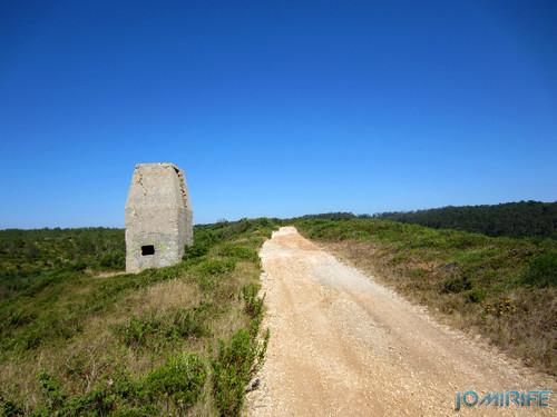 Couto Mineiro do Cabo Mondego: Mina de Carvão da Serra da Boa Viagem na Figueira da Foz - Caminho (3) [en] Coal Mine in Boa Viagem Mountain, Figueira da Foz, Portugal - Pathway